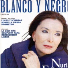 Coleccionismo de Revista Blanco y Negro: 1998. NURIA ESPERT. CARMEN LINARES. LUCÍA BOSÉ. ROCÍO JURADO. ELTON JOHN. PALOMA SAN BASILIO. VER.. Lote 140587718