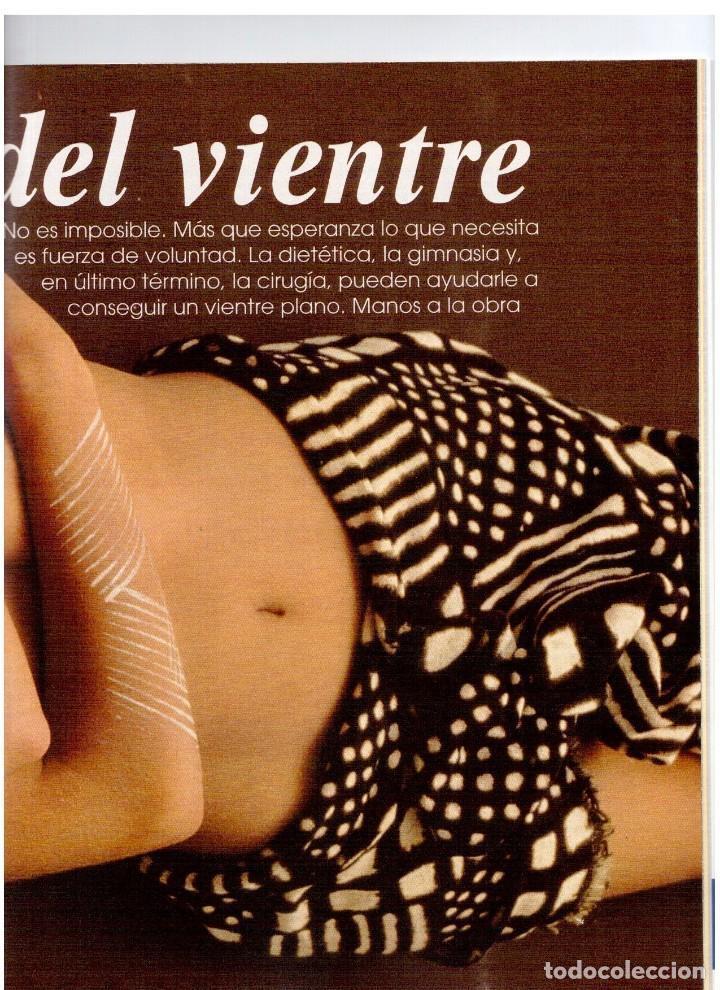 Coleccionismo de Revista Blanco y Negro: 1993. ANA GARCÍA OBREGÓN. BEATRIZ SANTANA. BEATRIZ RICO. MIA FARROW. LA DANZA DEL VIENTRE. VER. - Foto 7 - 141439826