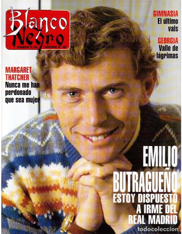 1993. JUDIT MASCÓ. ELSA ANKA. BLANCA SUELVES. RUBI. VER SUMARIO. (Coleccionismo - Revistas y Periódicos Modernos (a partir de 1.940) - Blanco y Negro)