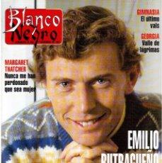 Coleccionismo de Revista Blanco y Negro: 1993. JUDIT MASCÓ. ELSA ANKA. BLANCA SUELVES. RUBI. VER SUMARIO.. Lote 141460078