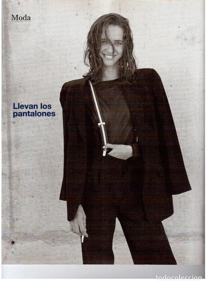Coleccionismo de Revista Blanco y Negro: 1993. JUDIT MASCÓ. ELSA ANKA. BLANCA SUELVES. RUBI. VER SUMARIO. - Foto 7 - 141460078
