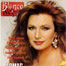 Coleccionismo de Revista Blanco y Negro: 1989. ROCÍO JURADO. CHRISTINE KEELER. GURRUCHAGA. ELTON JOHN. VER SUMARIO.. Lote 141531506