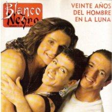 Coleccionismo de Revista Blanco y Negro: 1989. MECANO. ALEJANDRA GREPI. EVA PEDRAZA. LOLA DE PÁRAMO. LOLA FORNER. BEATRIZ SANTANA. VER.. Lote 141564206