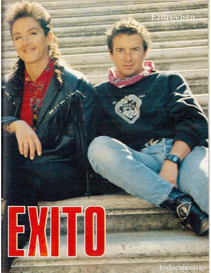 Coleccionismo de Revista Blanco y Negro: 1989. MECANO. ALEJANDRA GREPI. EVA PEDRAZA. LOLA DE PÁRAMO. LOLA FORNER. BEATRIZ SANTANA. VER. - Foto 8 - 141564206