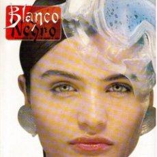 Coleccionismo de Revista Blanco y Negro: 1989. HOMBRES G. ALASKA Y DINARAMA. LUZ CASAL. LYDIA BOSCH. MARTA SÁNCHEZ. ALICIA MORO. . Lote 141569142