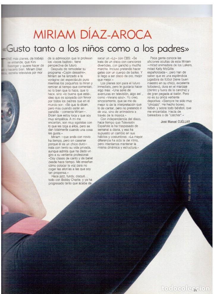 Coleccionismo de Revista Blanco y Negro: 1990. PAUL MCCARTNEY. MIRIAM DÍAZ-AROCA. CARMEN MOLINA Y RICARDO FRANCO. POLICARPIO DÍAZ. VER - Foto 4 - 142305702