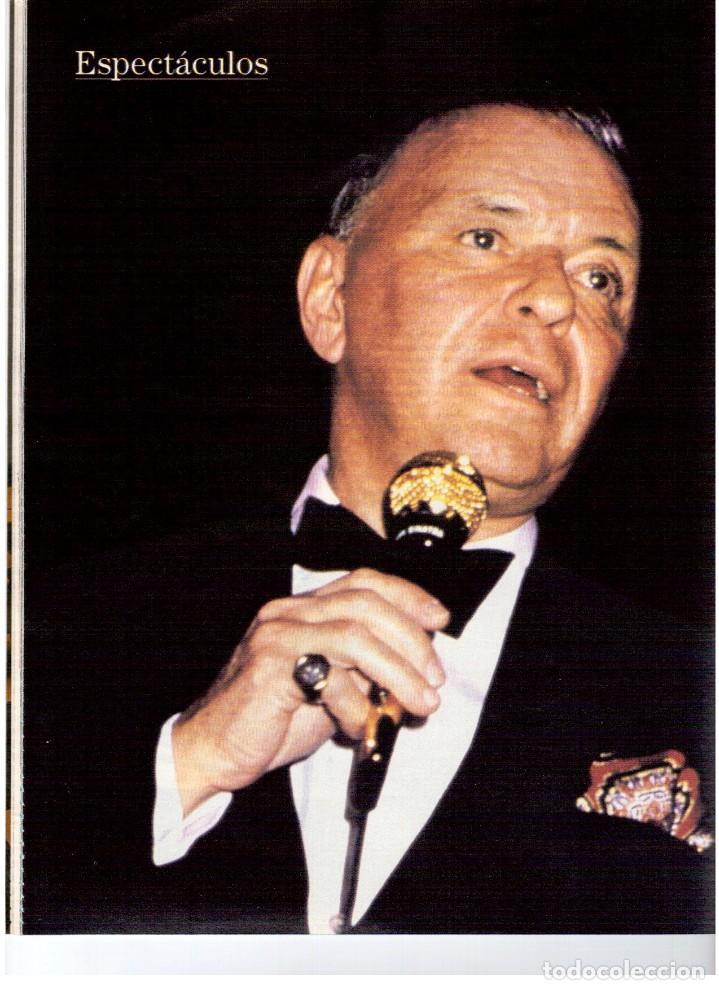 Coleccionismo de Revista Blanco y Negro: 1990. PAUL MCCARTNEY. MIRIAM DÍAZ-AROCA. CARMEN MOLINA Y RICARDO FRANCO. POLICARPIO DÍAZ. VER - Foto 7 - 142305702