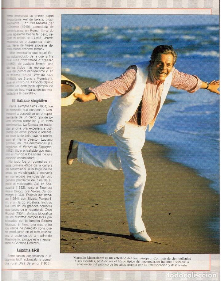 Coleccionismo de Revista Blanco y Negro: 1990. JUDIT MASCÓ. PACO DE LUCÍA. MÓNICA MOLINA. LAURA VALENZUELA. ROSA BERNAL. VER SUMARIO. - Foto 7 - 142507658