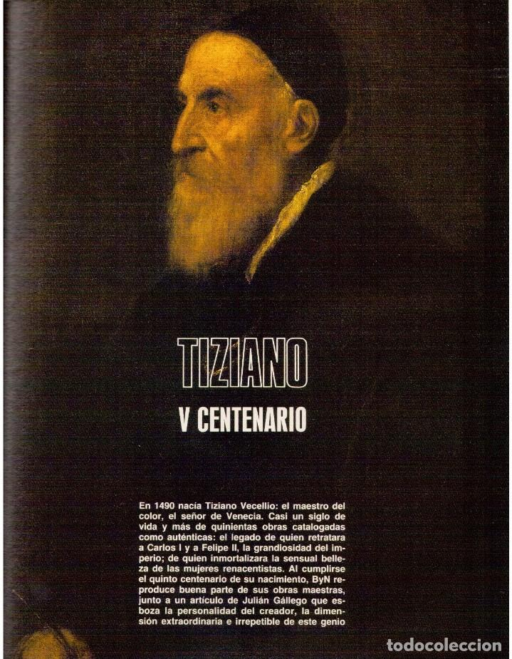 Coleccionismo de Revista Blanco y Negro: 1990. JUDIT MASCÓ. PACO DE LUCÍA. MÓNICA MOLINA. LAURA VALENZUELA. ROSA BERNAL. VER SUMARIO. - Foto 10 - 142507658
