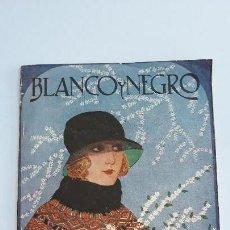 Coleccionismo de Revista Blanco y Negro: REVISTA ILUSTRADA BLANCO Y NEGRO, NUMERO 1751, 7 DICIEMBRE 1924. W. Lote 142562538