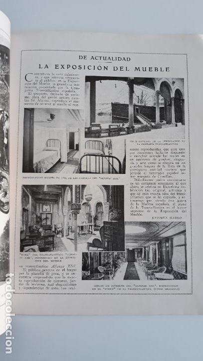 Coleccionismo de Revista Blanco y Negro: REVISTA ILUSTRADA BLANCO Y NEGRO, NUMERO 1691, 14 OCTUBRE 1923. W - Foto 2 - 142563050