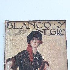 Coleccionismo de Revista Blanco y Negro: REVISTA ILUSTRADA BLANCO Y NEGRO, NUMERO 1613, 16 ABRIL 1922. W. Lote 142563682