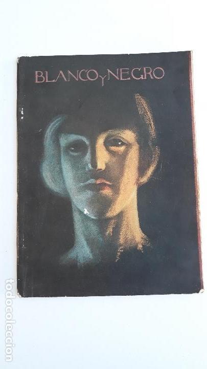 REVISTA ILUSTRADA BLANCO Y NEGRO, NUMERO 1808, 10 ENERO 1926. W (Coleccionismo - Revistas y Periódicos Modernos (a partir de 1.940) - Blanco y Negro)
