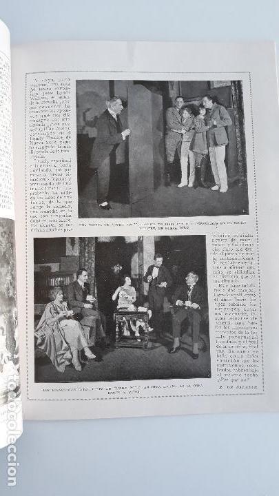 Coleccionismo de Revista Blanco y Negro: REVISTA ILUSTRADA BLANCO Y NEGRO, NUMERO 1664, 8 ABRIL 1923. W - Foto 2 - 142564530