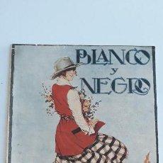Coleccionismo de Revista Blanco y Negro: REVISTA ILUSTRADA BLANCO Y NEGRO, NUMERO 1646, 3 DICIEMBRE 1922. W. Lote 142564850