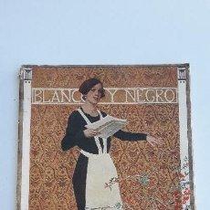 Coleccionismo de Revista Blanco y Negro: REVISTA ILUSTRADA BLANCO Y NEGRO, NUMERO 1769, 12 ABRIL 1925. W. Lote 142565338