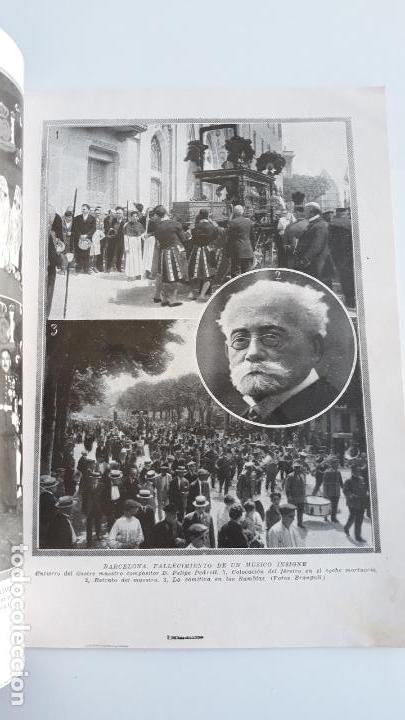 Coleccionismo de Revista Blanco y Negro: REVISTA ILUSTRADA BLANCO Y NEGRO, NUMERO 1632, 27 AGOSTO 1922. W - Foto 2 - 142565930