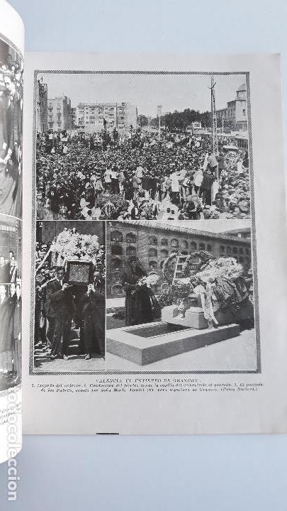 Coleccionismo de Revista Blanco y Negro: REVISTA ILUSTRADA BLANCO Y NEGRO, NUMERO 1618, 21 ENERO 1922. W - Foto 2 - 142567066