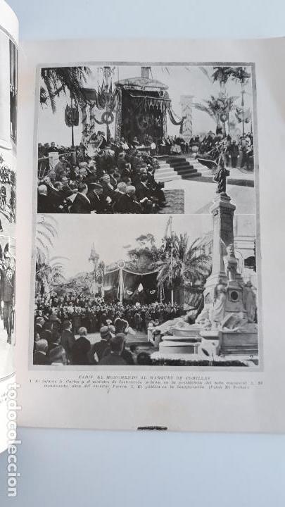 Coleccionismo de Revista Blanco y Negro: REVISTA ILUSTRADA BLANCO Y NEGRO, NUMERO 1640, 22 OCTUBRE 1922. W - Foto 2 - 142568970