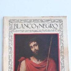 Coleccionismo de Revista Blanco y Negro: REVISTA ILUSTRADA BLANCO Y NEGRO, NUMERO 1924, 1 ABRIL 1928. W. Lote 142570138