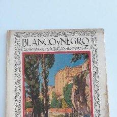 Coleccionismo de Revista Blanco y Negro: REVISTA ILUSTRADA BLANCO Y NEGRO, NUMERO 1942, 5 AGOSTO 1942. W. Lote 142570246