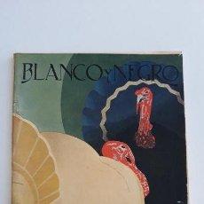 Coleccionismo de Revista Blanco y Negro: REVISTA ILUSTRADA BLANCO Y NEGRO, NUMERO 2014, 22 DICIEMBRE 1929. W. Lote 142570962