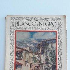 Coleccionismo de Revista Blanco y Negro: REVISTA ILUSTRADA BLANCO Y NEGRO, NUMERO 1915, 29 ENERO 1928. W. Lote 142571082