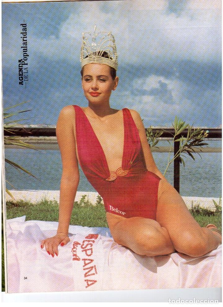 Coleccionismo de Revista Blanco y Negro: 1990. ESTHER ARROYO. JULIA ROBERTS. TAM TAM GO !. CONSUELO BERLANGA. MABEL LOZANO. PEPA FLORES. VER - Foto 3 - 142921486