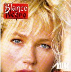 Coleccionismo de Revista Blanco y Negro: 1992. XUXA. ANGELA MOLINA. CRISTINA HIGUERAS. CRISTINA ROSENVINGE. SARA MONTIEL. VER SUMARIO.. Lote 191149530