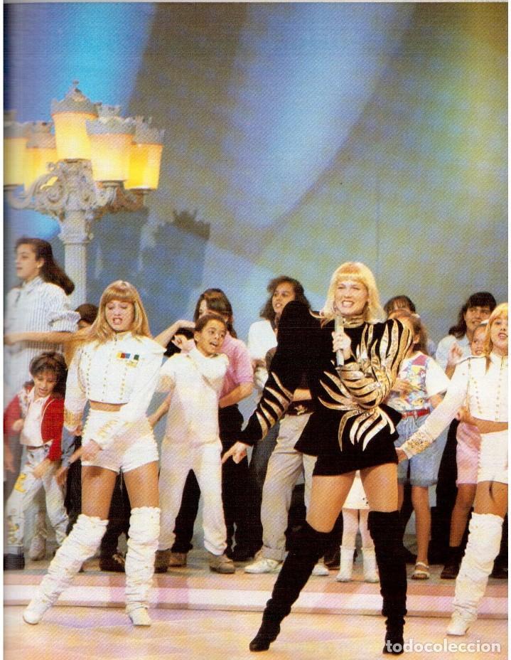 Coleccionismo de Revista Blanco y Negro: 1992. XUXA. ANGELA MOLINA. CRISTINA HIGUERAS. CRISTINA ROSENVINGE. SARA MONTIEL. VER SUMARIO. - Foto 8 - 191149530