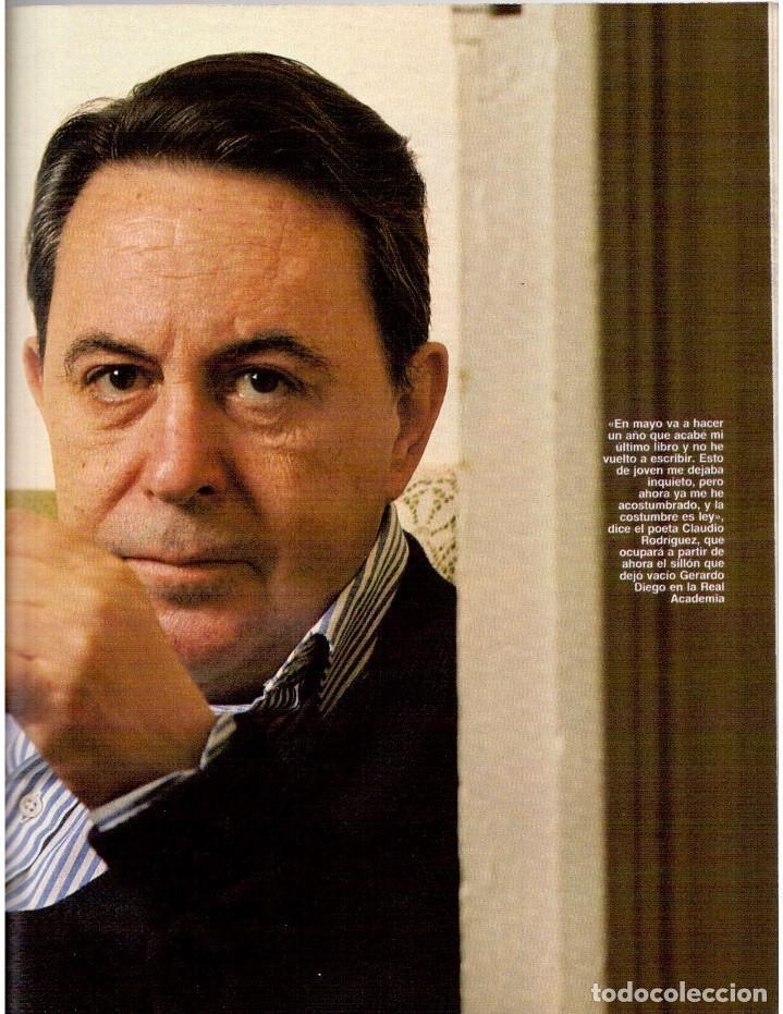 Coleccionismo de Revista Blanco y Negro: 1992. MIKE TYSON. LADY SARAH. MIRIAM REYES. MARTA SÁNCHEZ. CLAUDIO RÓDRIGUEZ. VER SUMARIO. - Foto 9 - 143701838