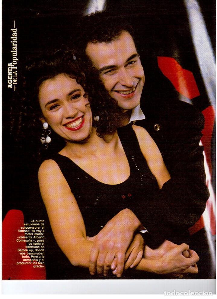 Coleccionismo de Revista Blanco y Negro: 1992. IMÁN. ESTEFANÍA LUIK. ANJELICA HUSTON. JOHN PINONE Y JORDI VILLACAMPA. CAMEL TROPHY. CANNELLE - Foto 6 - 143872934