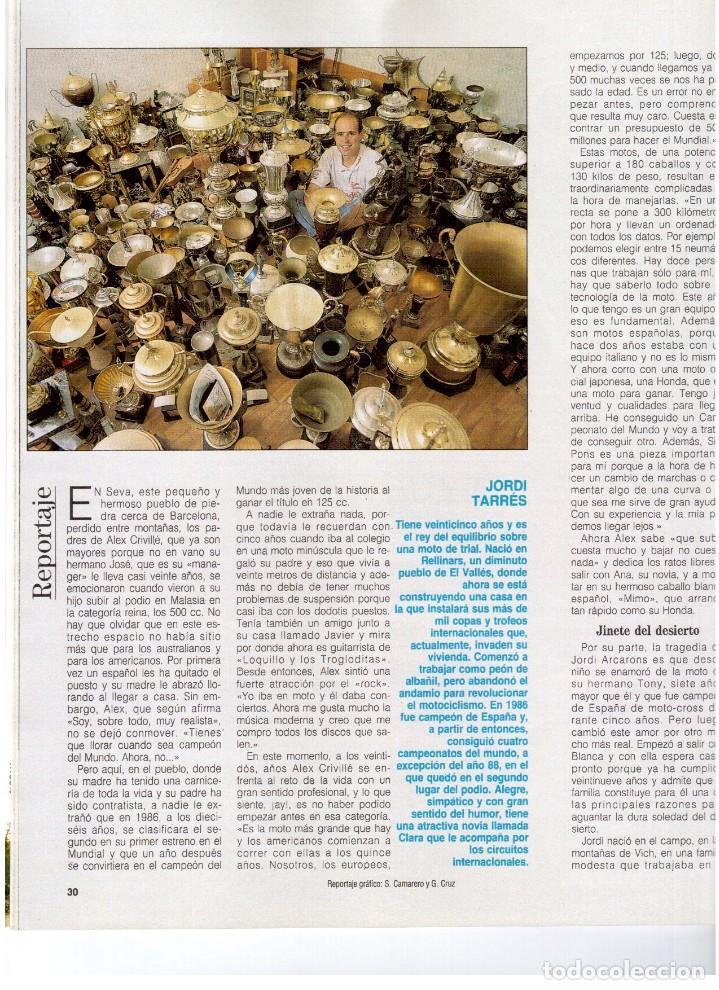Coleccionismo de Revista Blanco y Negro: 1992. RAFAEL MONEO. JUAN MANUEL SERRAT. CINDY CRAWFORD. AMERICAN PSYCHO. MARTA SÁNCHEZ. GILDA. VER - Foto 5 - 143881842