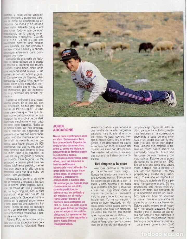 Coleccionismo de Revista Blanco y Negro: 1992. RAFAEL MONEO. JUAN MANUEL SERRAT. CINDY CRAWFORD. AMERICAN PSYCHO. MARTA SÁNCHEZ. GILDA. VER - Foto 6 - 143881842