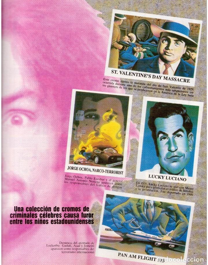 Coleccionismo de Revista Blanco y Negro: 1992. RAFAEL MONEO. JUAN MANUEL SERRAT. CINDY CRAWFORD. AMERICAN PSYCHO. MARTA SÁNCHEZ. GILDA. VER - Foto 12 - 143881842