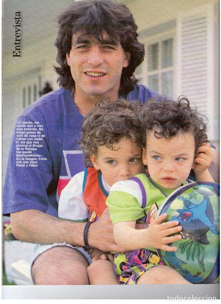 Coleccionismo de Revista Blanco y Negro: 1992. RAFAEL MONEO. JUAN MANUEL SERRAT. CINDY CRAWFORD. AMERICAN PSYCHO. MARTA SÁNCHEZ. GILDA. VER - Foto 13 - 143881842