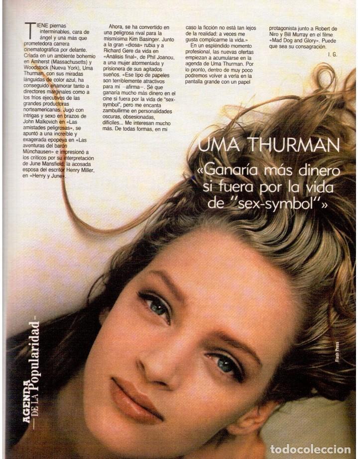 Coleccionismo de Revista Blanco y Negro: 1992. GABINETE CALIGARI. BORJA CASANI. GARCÍA-ALIX. CEESEPE. ANA OBREGÓN. BEATRICE DAILE. VER - Foto 9 - 143882946