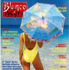 Coleccionismo de Revista Blanco y Negro: 1992. ISABEL PANTOJA. INÉS SASTRE. ROCÍO JURADO. ROSARIO FLORES. MARIELA ALCALÁ. VER SUMARIO.. Lote 143897094