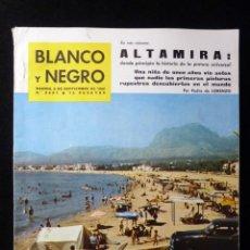 Coleccionismo de Revista Blanco y Negro: REVISTA BLANCO Y NEGRO. Nº 2627, 1962. ALTAMIRA, BENIDORM. Lote 144135810
