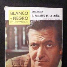 Coleccionismo de Revista Blanco y Negro: REVISTA BLANCO Y NEGRO. Nº 2641, 1962. ALBERTO CLOSAS, VIOLINES DE BARCELONA. Lote 144136702