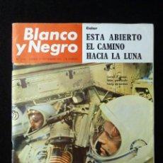 Coleccionismo de Revista Blanco y Negro: REVISTA BLANCO Y NEGRO. Nº 2765, 1965. MARISOL, SEVILLA BAILE PRIMAVERA, TEMPORADA TEATRO, ORSON WEL. Lote 144139742