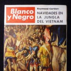 Coleccionismo de Revista Blanco y Negro: REVISTA BLANCO Y NEGRO. Nº 2853, 1967. ADAMO, EL GRECO. Lote 144141734