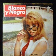 Coleccionismo de Revista Blanco y Negro: REVISTA BLANCO Y NEGRO. Nº 2978, 1969. KARINA, PINYA ROSA COSTA BRAVA, SITIO PARA ALUNIZAR, TOROS MI. Lote 144143886