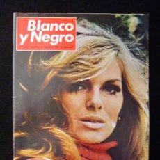 Coleccionismo de Revista Blanco y Negro: REVISTA BLANCO Y NEGRO. Nº 3015, 1970. JULIE EGE, IBAÑEZ SERRADOR, BERTRAND RUSELL, LA OROTAVA, EL B. Lote 144144282