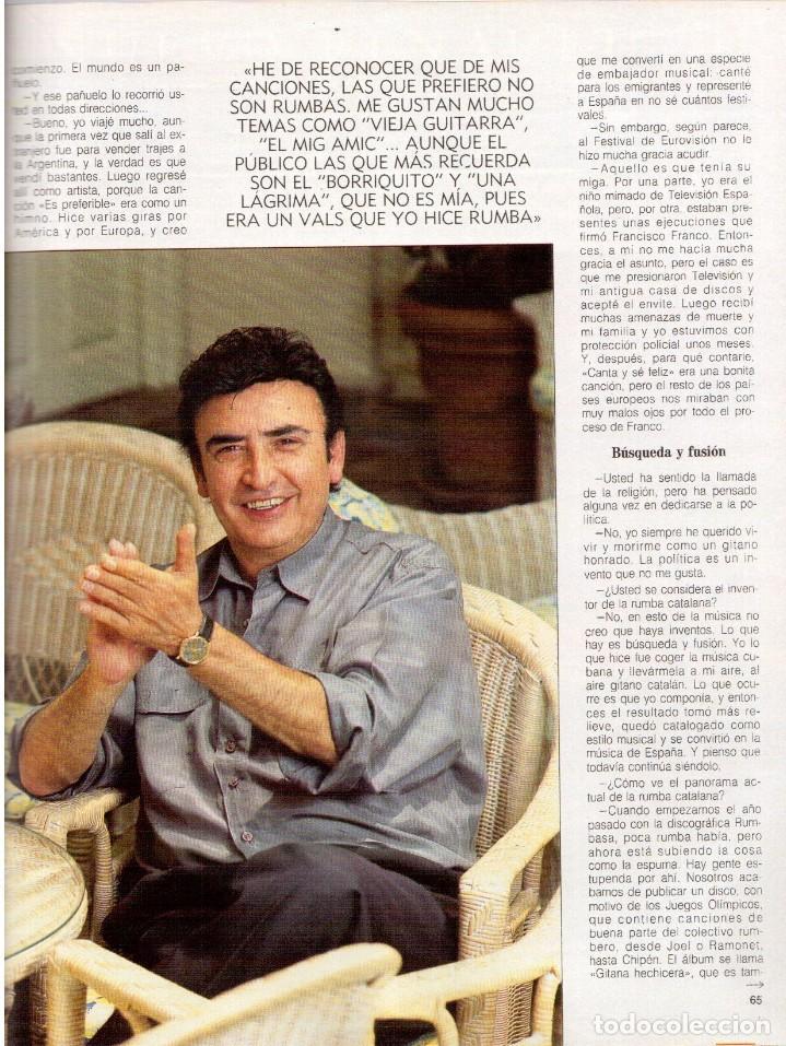 Coleccionismo de Revista Blanco y Negro: 1992. LOLA DE PÁRAMO. ANA ALVAREZ. LADY HELEN WINDSOR. BAKALAO. PERET. MARIBEL VERDÚ. VER SUMARIO. - Foto 10 - 144303270