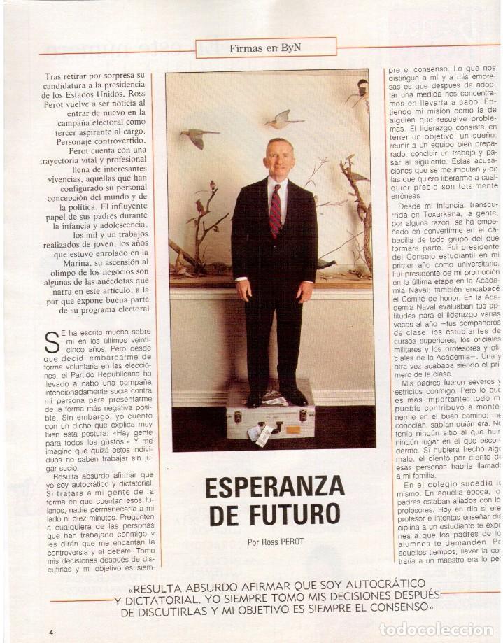 Coleccionismo de Revista Blanco y Negro: 1992. INÉS SASTRE. PALOMA LAGO. MAR FLORES. ELENA BARQUILLA. NIEVES ÁLVAREZ. AZÚCAR MORENO. VER - Foto 3 - 144320502