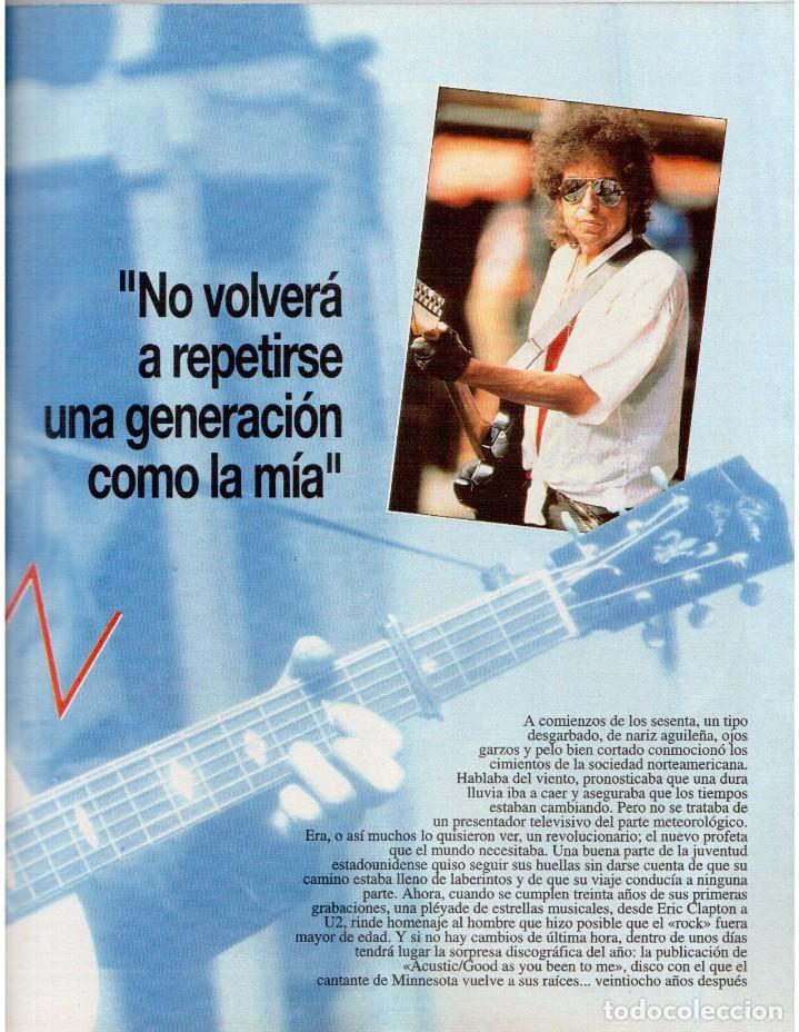 Coleccionismo de Revista Blanco y Negro: 1992. INÉS SASTRE. PALOMA LAGO. MAR FLORES. ELENA BARQUILLA. NIEVES ÁLVAREZ. AZÚCAR MORENO. VER - Foto 11 - 144320502