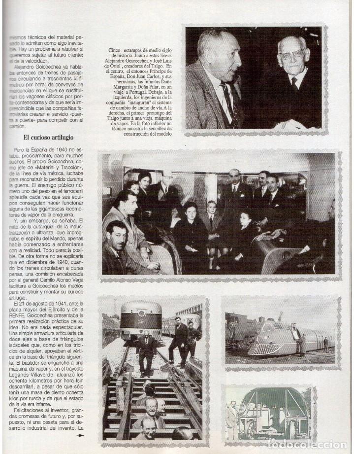 Coleccionismo de Revista Blanco y Negro: 1992. CRISTINA PIAGET. JUDIT MASCÓ. BRACK CROWES. ALASKA. THE CURE. TALGO. MADONNA. VER SUMARIO. - Foto 14 - 144325826