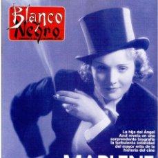 Coleccionismo de Revista Blanco y Negro: 1992. MARLENE DIETRICH. PALOMA SAN BASILIO. INÉS SASTRE. COQUE MALLA. FERNANDO TRUEBA. VER SUMARIO.. Lote 156106358