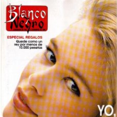 Coleccionismo de Revista Blanco y Negro: 1992. CLAUDIA SCHIFFER. MIGUEL BOSÉ. IMÁN. ISABEL PANTOJA. MARLENE DIETRICH. ANTONIO AMAYA. VER. Lote 144466310